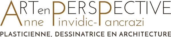 Anne Pinvidic-Pancrazi, plasticienne, dessinatrice en architecture