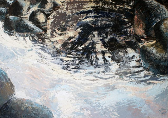Peintures et sculptures, Anne Penvidic-Pancrazi